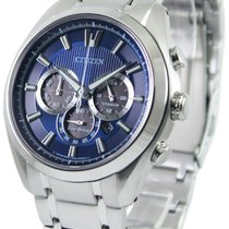 Citizen new Chronograph 44mm Titanium Sapphire crystal