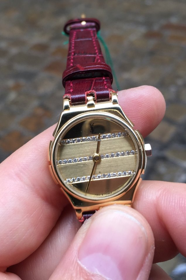 Orologi Yves Saint Laurent , Tutti i prezzi di orologi Yves Saint Laurent  su Chrono24