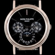 Patek Philippe Perpetual Calendar pre-owned 38mm White gold