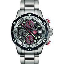 Swiss Military Cx Swiss Military 20000 Feet Diving Watch World...