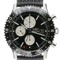 Breitling Y2431012/BE10/256S Chronoliner Men's Watch