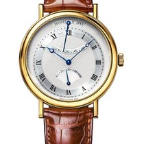 Breguet Brequet Classique 5207 18K Yellow Gold Men's Watch