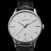 Schaumburg Watch Classoco - White (40mm)