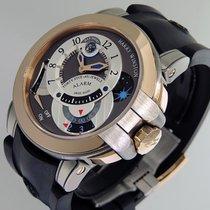 Harry Winston Ocean Collection Excenter Alarm OCEMAL44RZ001...