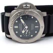 Panerai Luminor Pam00305 Luminor Submersible 1950 Wrist Watch...