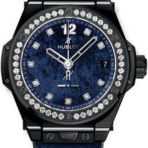 Hublot Big Bang Sang Bleu new 2018 Automatic Watch with original box 465.CS.277J.NR.1204.ITI17