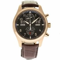 IWC Pilot Spitfire Perpetual Calendar Digital Date-Month Rose gold 46mm Grey United States of America, Florida, 33132