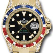 Rolex 116758SARU Oro amarillo GMT-Master II 40mm