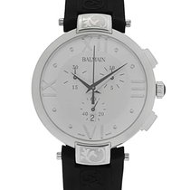 Balmain Iconic Chrono Stainless Steel Quartz Ladies Watch...