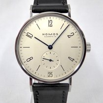 NOMOS Steel 35mm Manual winding Tangente new United Kingdom, Leicester