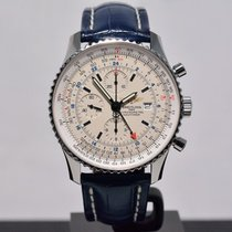 Breitling Navitimer World / Box & Papers / Warranty