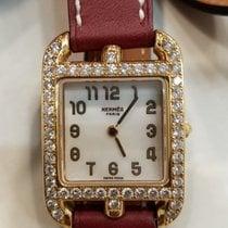 Hermès używany Automatyczny Masa perłowa