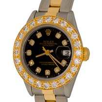 Rolex Lady-Datejust 69173 Very good Gold/Steel 25mm Automatic
