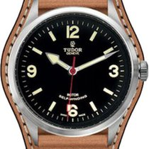 Tudor Heritage Ranger Steel 41mm United States of America, New Jersey, Edgewater