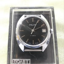 Poljot Steel 36mm Manual winding 2614.2H pre-owned
