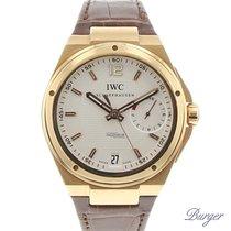 IWC Big Ingenieur Aur roz 45.5mm Alb Arabic