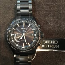 Seiko Astron GPS Solar Chronograph new Watch with original box and original papers SSE089J1