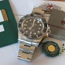 Rolex Sea-Dweller Deepsea neu 43mm Stahl