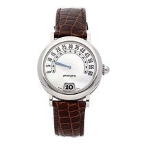 Gérald Genta 36mm Automatic pre-owned White
