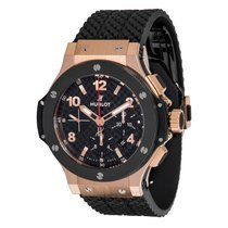 Hublot Big Bang 44 mm Ruzicasto zlato