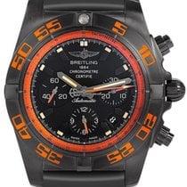 Breitling Chronomat 44 Raven Stahl 44mm Keine Ziffern
