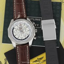 Breitling Bentley B05 Unitime Steel 49mm White
