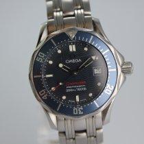 Omega 2224.80.00 Stahl 2011 Seamaster Diver 300 M 28mm gebraucht