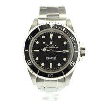 Rolex 5513 Acero 1976 Submariner (No Date) 40mm usados