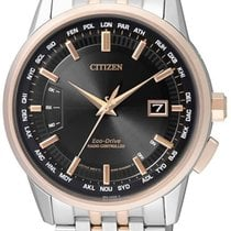 Citizen Steel 43mm CB0156-66E new