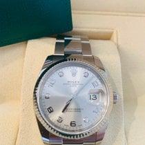 Rolex Oyster Perpetual Date Stahl 34mm Silber Deutschland, Köln