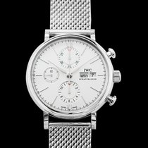 IWC Steel 42.0mm Automatic IW391028 new
