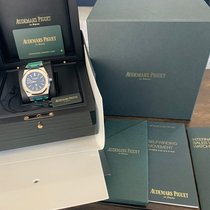 Audemars Piguet 15202ST.OO.1240ST.01 Stahl 2019 Royal Oak Jumbo 39mm neu