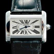 Cartier Tank Divan 2599 2012 pre-owned