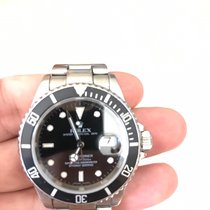 Rolex Submariner Date 16610 - Serial Number Z430463 2007 occasion