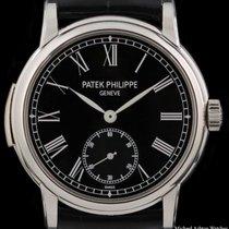 Patek Philippe Minute Repeater Platinum 38mm Black Roman numerals United States of America, New York, New York