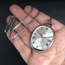 Rolex Zilver Handopwind Zilver 33mm tweedehands Cellini