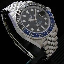 Rolex GMT-Master II Acciaio 40mm Nero Senza numeri Italia, Milano