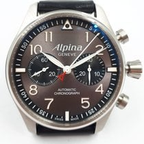 Alpina Zeljezo 44mm Automatika AL-860GB4S6 nov