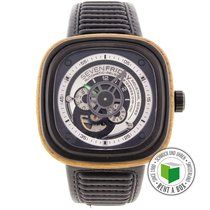 Sevenfriday P3 Steel 47mm Arabic numerals