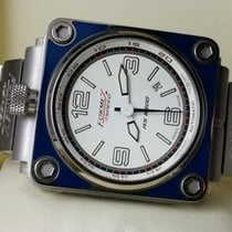 Formex Titane 45mm Remontage automatique 65001.7012 nouveau