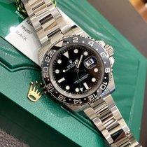 Rolex GMT-Master II Сталь 40mm Чёрный Россия, Санкт-Петербург
