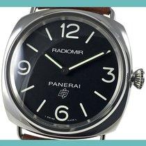 Panerai Radiomir PAM 00753 Πολύ καλό Ατσάλι 45mm Χειροκίνητη εκκαθάριση