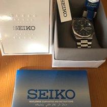 Seiko 5 Steel Black