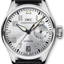 IWC Stahl 46mm Automatik IW500906 neu