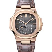 Patek Philippe 5712R-001 - Rose Gold - Men - Nautilus