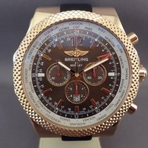브라이틀링 (Breitling) Breitling Bentley GMT Chrono 18k Pink Gold...