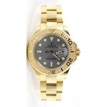 """Rolex Yachtmaster 16628 """"New Luminescence Hour Markers&#34..."""