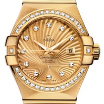 Omega Constellation Co-Axial Automatic 31mm 123.55.31.20.58.001