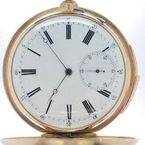 E. Bourquin & Fils Mans Pocket Watch Savonette 1/4 - Repeater