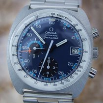 Omega Stainless Steel Seamaster 38mm Chronograph Ref 176 007...